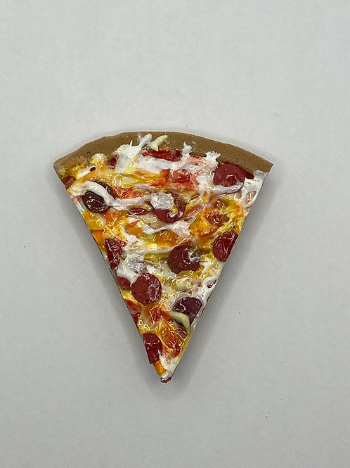 Pepperoni Pizza Slice Magnet