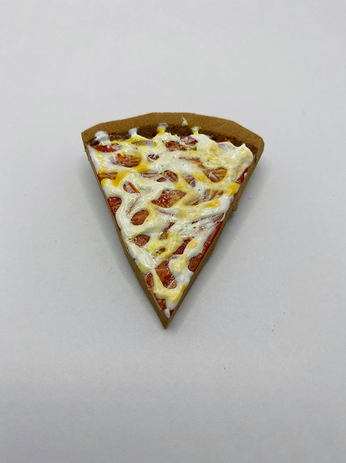 Cheese Pizza Slice Magnet