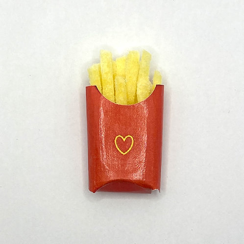 French Fry Magnet