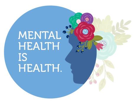 Mental Health Awareness Month: Trigger Warning: Suicide