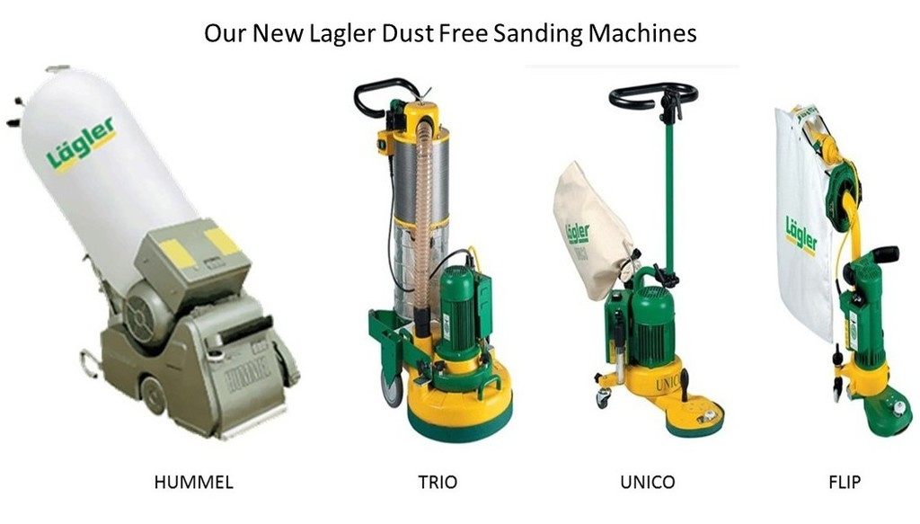 Lagler Sanding Machines