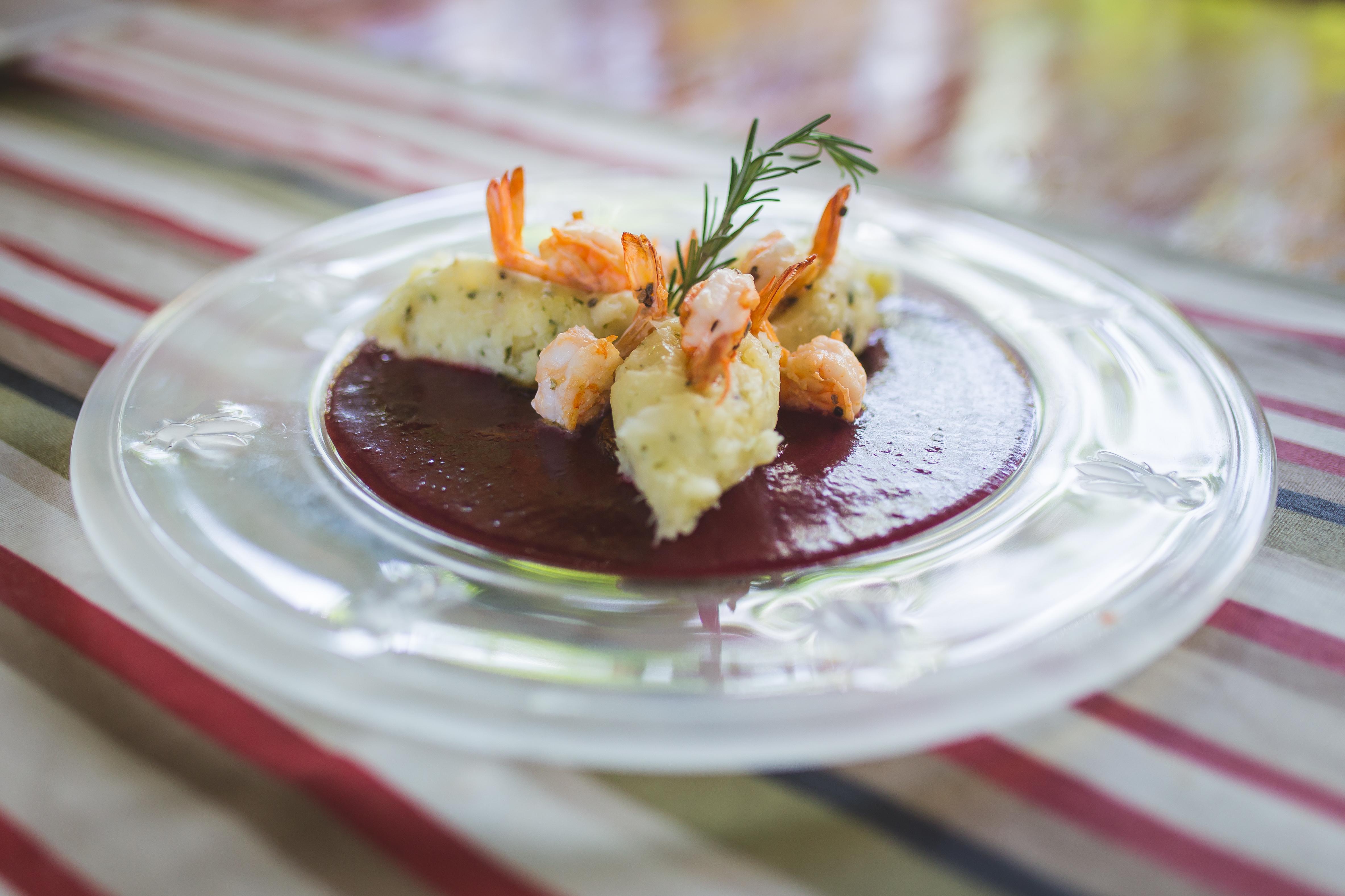 Tuyn Food Camarao Cardamomo