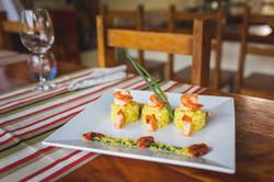 Tuyn Food Risotto Camarao