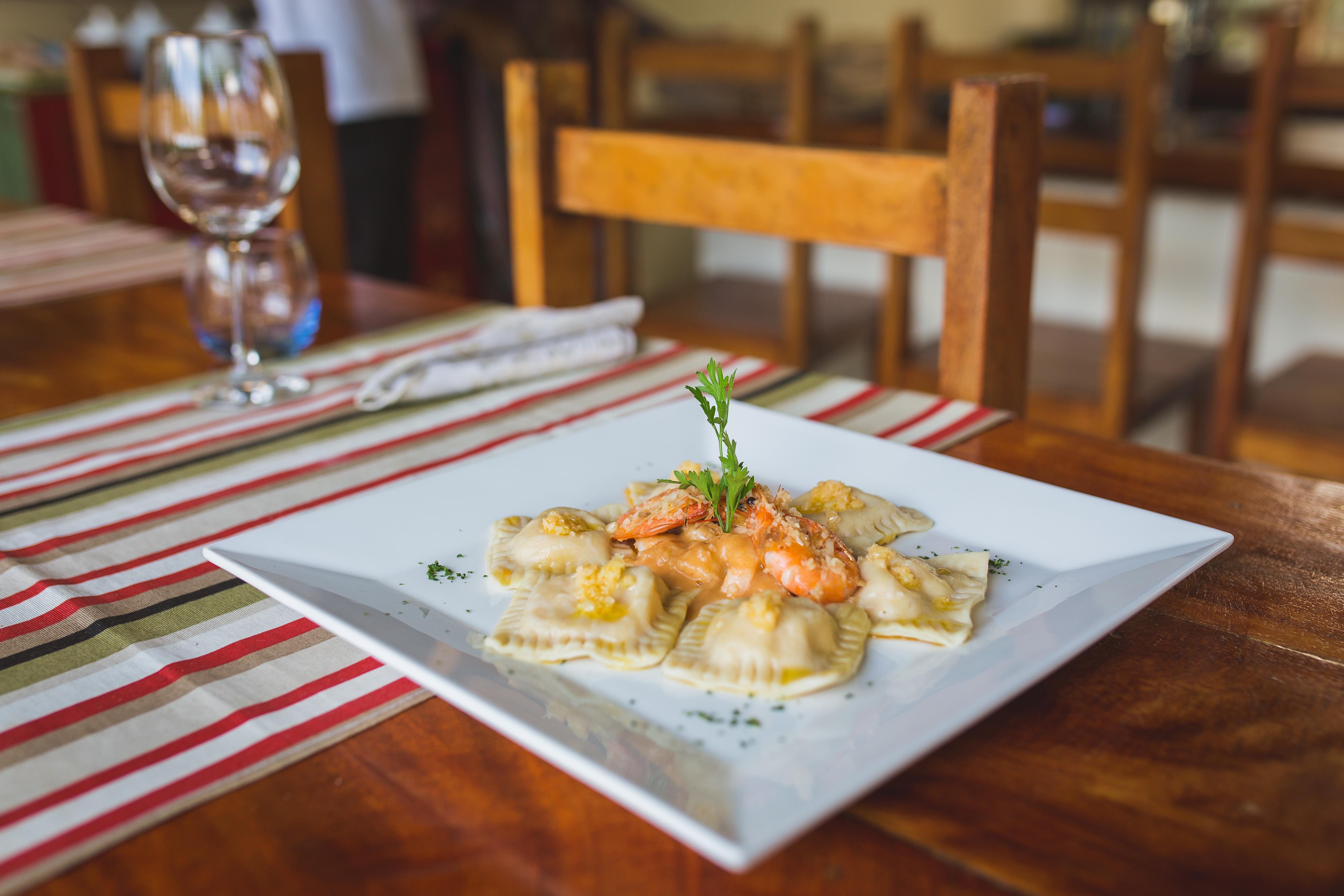 Tuyn Food Ravioli