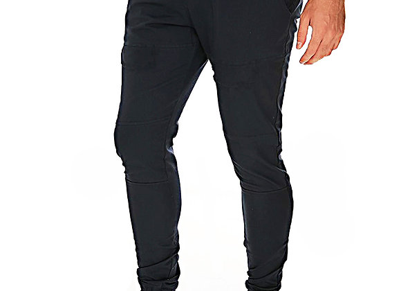 Pantalón Jogger de gabardina