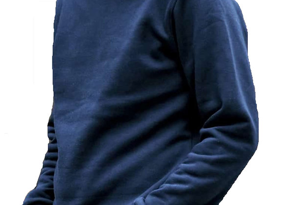 Buzo cuello redondo algodon hombre - dama