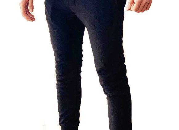 Pantalon jogging con puño