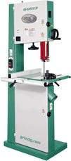 Grizzly 2 HP Bandsaw, 17-Inch