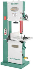 """Grizzly Industrial                                           17"""" 5 HP Ultimate Bandsaw"""