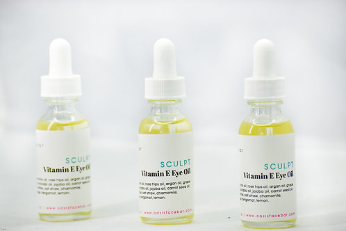 Vitamin E Eye Oil