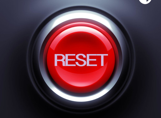 Pushing The Reset Button