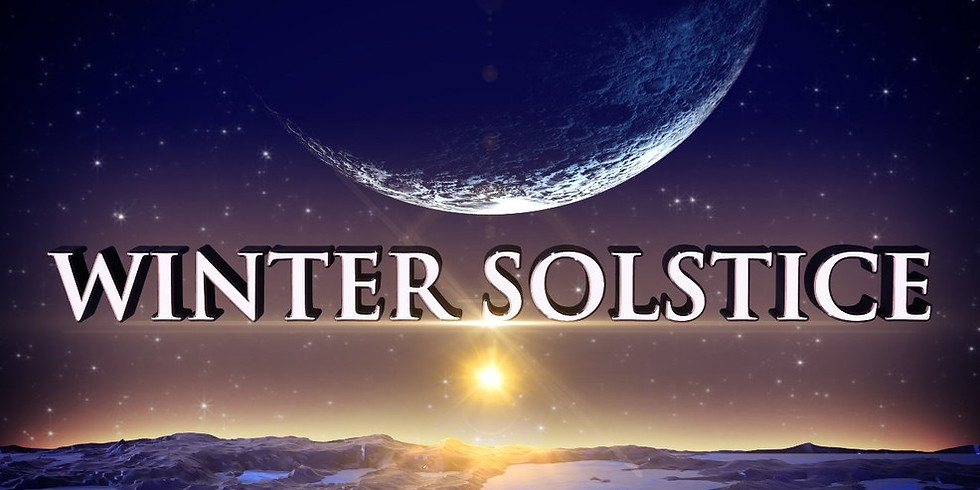 Winter Solstice Hypnotic Journey in The Salt Cave