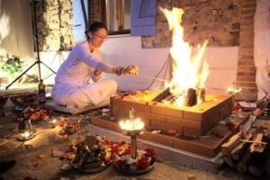 Puja Incense – Writing Class Homework