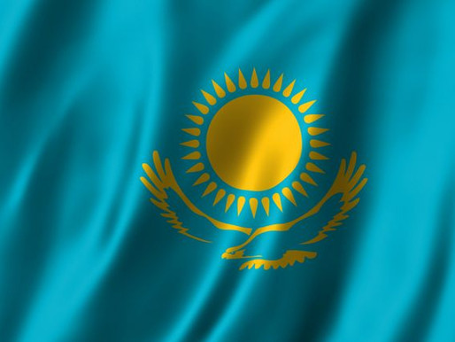 What Carrying the Kazakhstan Flag Taught Me