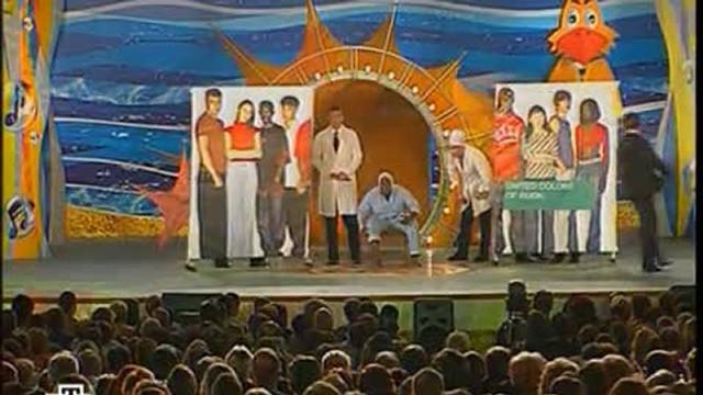 Сборная РУДН 2002