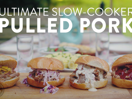 The Ultimate Slow Cooker Pulled Pork (4 Ways!)