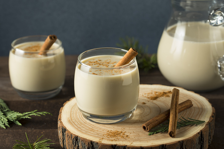This holiday, hold an Eggnog Making Party!