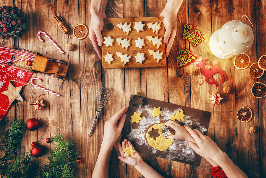 This year, start a holiday cooking tradition with friends