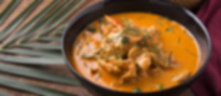 Thai Cooking Class Red Curry and No Name