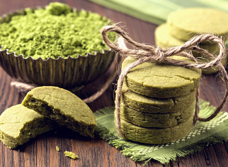 Chef Yoshimi Daido's Matcha Cookie Recipe
