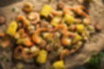 Shrimp Boil a private New Orleans Cooking Class in your kitchen
