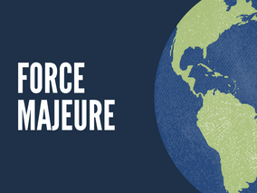 Force Majeure Or An Act of God