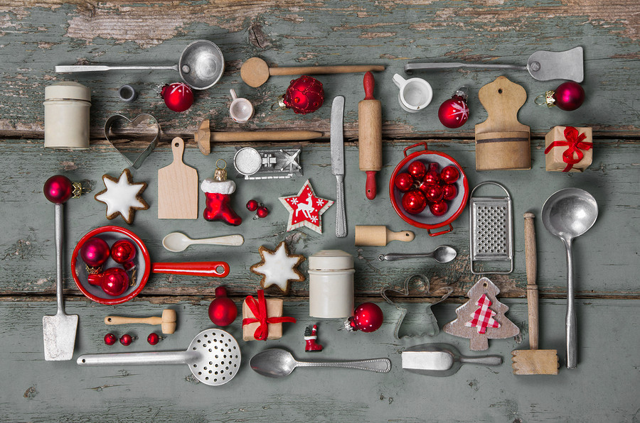 The kitchen is always the centre of the home, so make it feel special this holiday