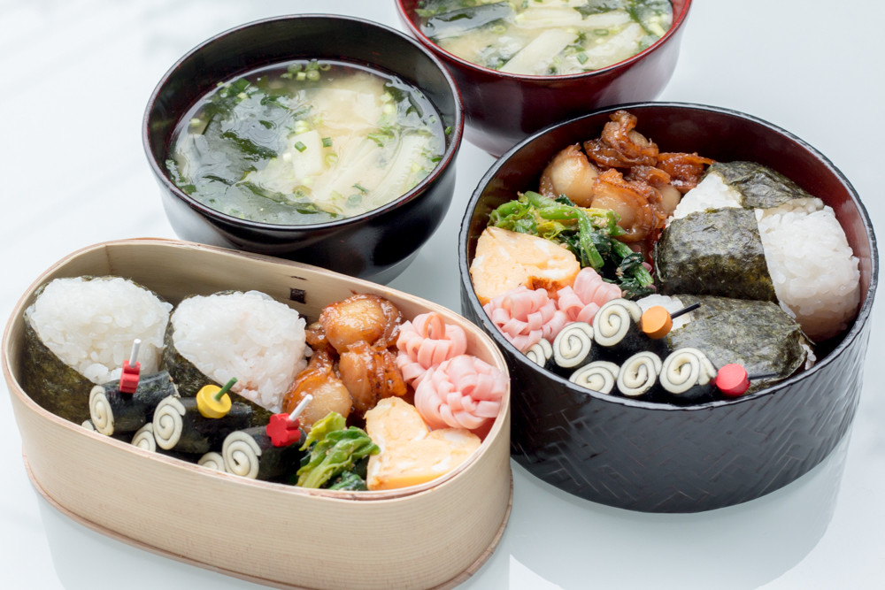 Chef Yoshimi Daido of The Chef & The Dish teaches you how to make a traditional style Bento Box in her cooking classes via Skype with The Chef & The Dish