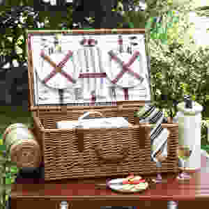 A picnic basket is a timeless gift