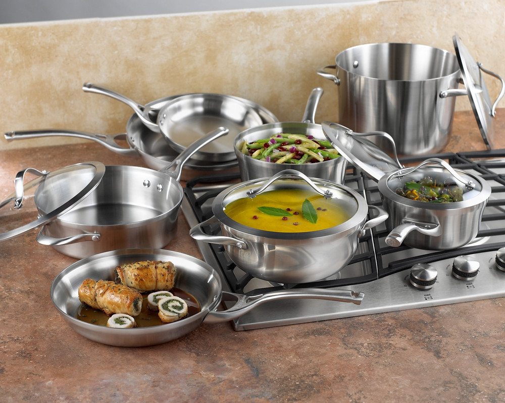 This Calphalon Cookware is great quality and will last for a long time