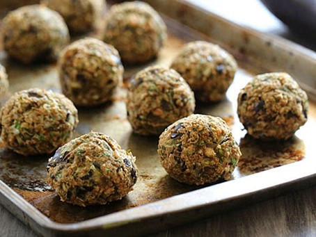 Fried Eggplant & Olive Ball Recipe: Try a New Appetizer! Make Chef Daniela's Italian Family