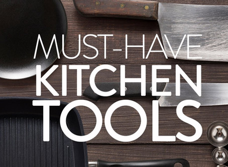 Up Your Culinary Game | Kitchen Tools our Favourite Home Cooks Say Are Worth It