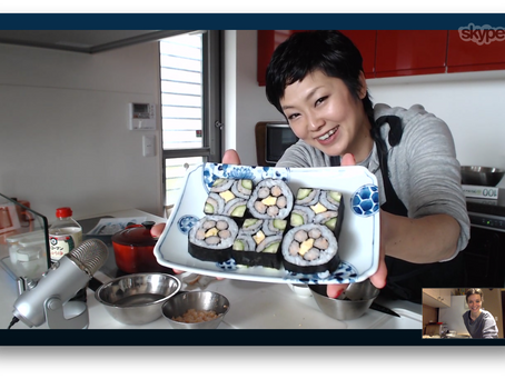Meet the Chefs: Yoshimi, Japan