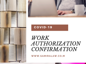 COVID-19 & Checking Work Authorization Documents For New Hire