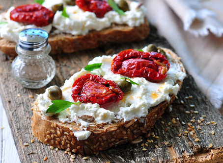 Chef Paola Martinenghi's Quick & Easy Ricotta Appetizer - Perfect for Quick Entertaining