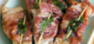 Roman Cuisine Cooking Class Veal Saltimbocca