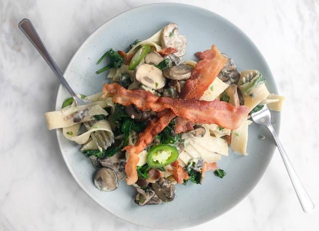 Megs Cucina Friday Night Pasta