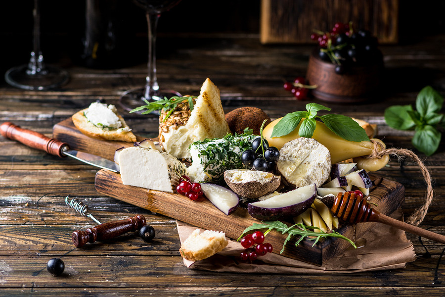 Build an Epic Cheese Plate