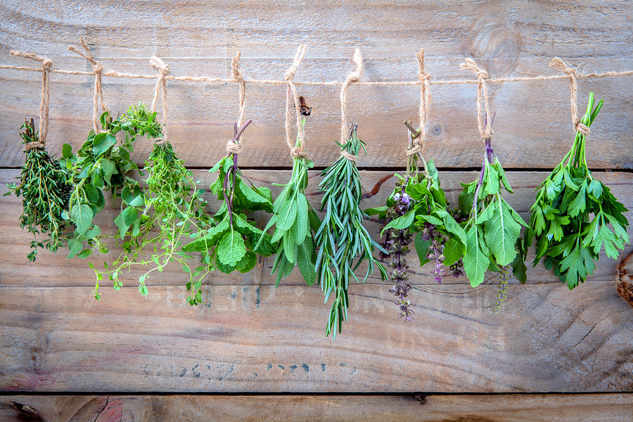 Keeping fresh and dried herbs in your pantry will make cooking up a good Italian meal a cinch