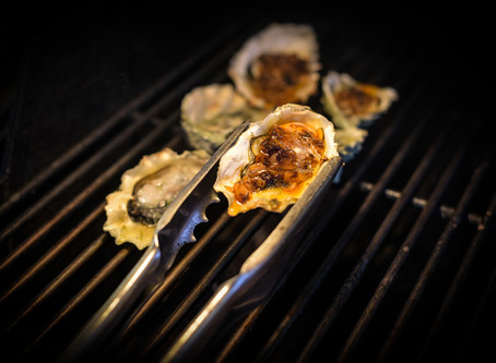 Spicy Grilled Oysters Recipe - How to Make the Best Grilled Oysters at Home (and impress your dinner