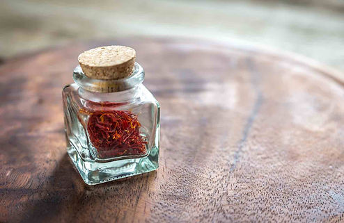 Saffron is a great small gift for a food