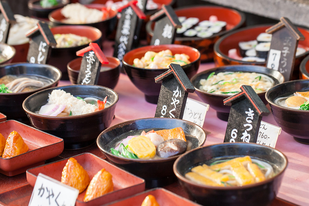 Japanese food goes well beyond sushi, this year explore Japanese dishes you've never heard of