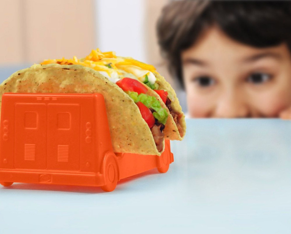 Taco bout being a great delivery!
