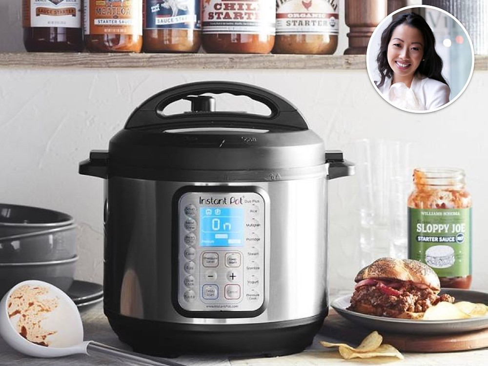 The Instant Pot is great for small spaces