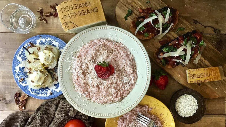 Food Photography | Client, Parmigiano Reggiano