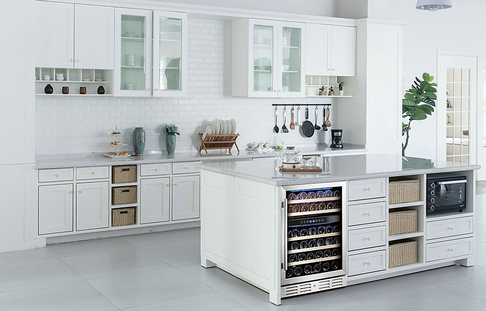 A wine fridge is an exciting upgrade for any wine fanatic