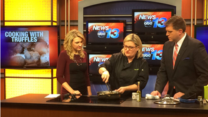 Chef Jenny has made appearances on TV channels throughout the south