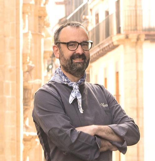 CHEF BEN ELIZONDO