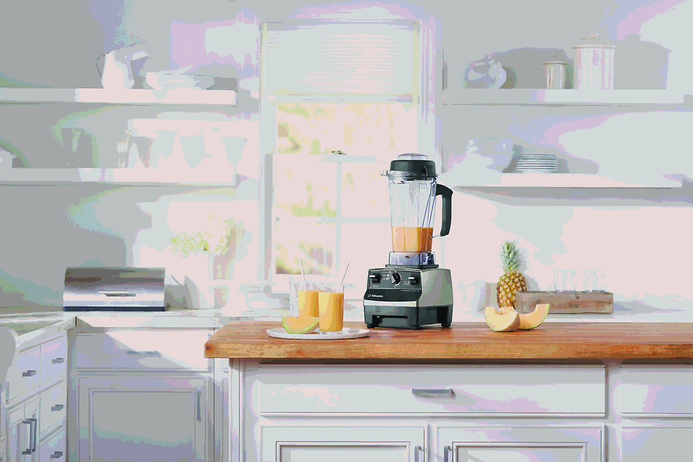 A Vitamix is a chef tool they'll use to help with a variety of kitchen tasks