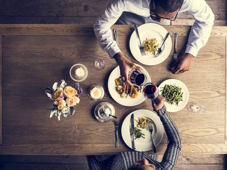 Romantic Meals | If Love Was Food....
